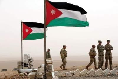 جانب من تمرين «الأسد المتأهب» في 2018.