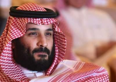 ولي العهد السعودي محمد بن سلمان بن عبدالعزيز آل سعود