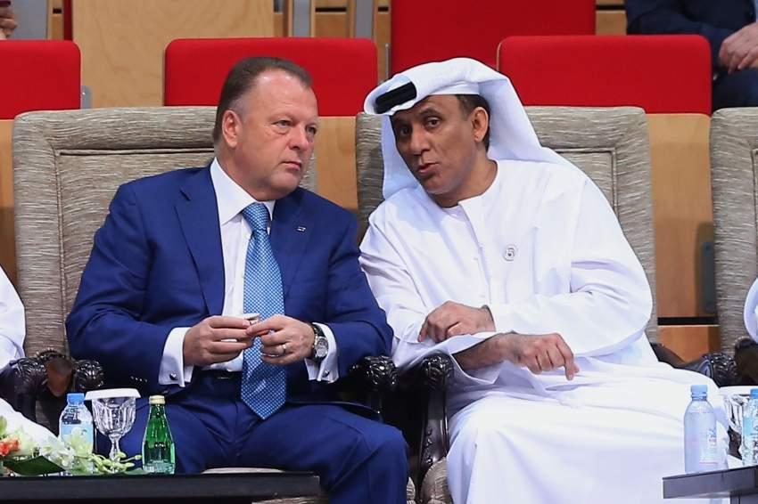محمد بن ثعلوب الدرعي يحادث ماريوس.