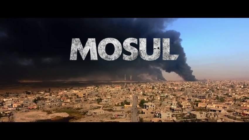 يتمحور فيلم «الموصل» حول وحدة خاصة في القوات العراقية بمحافظة نينوى حاربت تنظيم داعش بين 2016 و2017