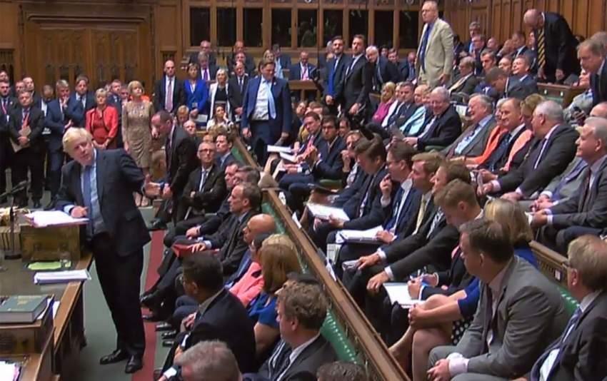 محكمة بريطانية ترفض طعناً على تعليق البرلمان