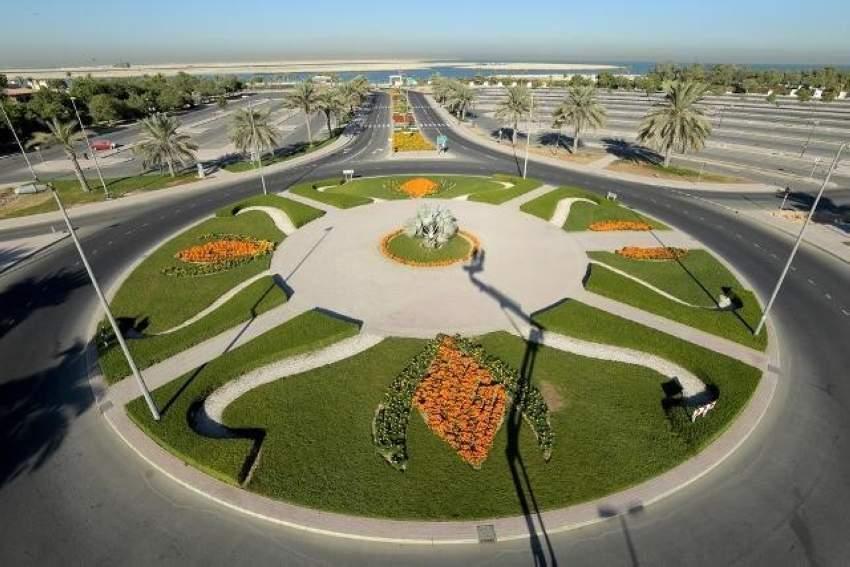 بلدية دبي تنجز الساحات والملاعب الرياضية بمناطق إسكان المواطنين في مختلف مناطق الإمارة
