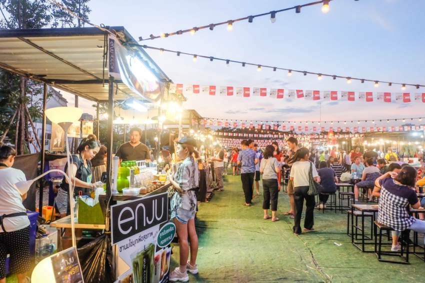 سوق أرت بوكس - تايلاند