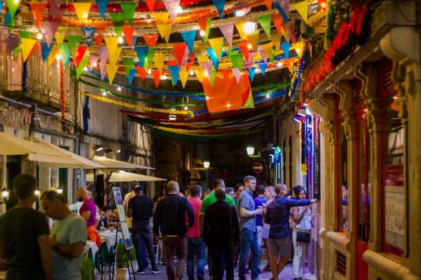 تتميز البرتغال ببقاء أسواقها مفتوحة حتى وقت متأخر