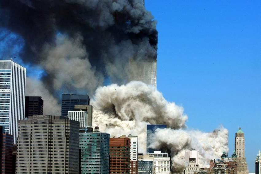 هجمات 11 سبتمبر - أ ف ب