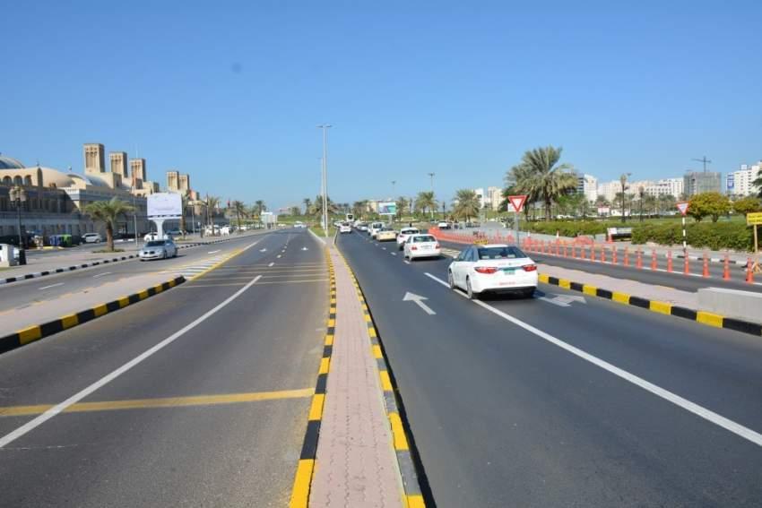 طرق الشارقة تطور محطات انتظار الحافلات وتضيف نقاط توقف جديدة لتحميل الركاب