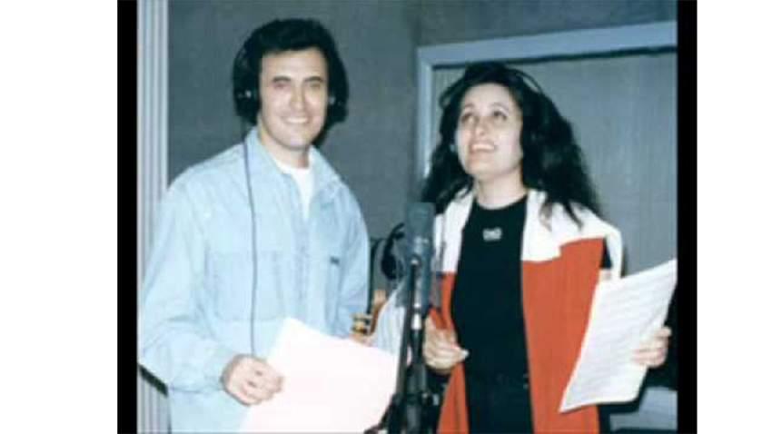 كاظم قام بتلحين ألبوم كامل للنجمة لطيفة التونسية