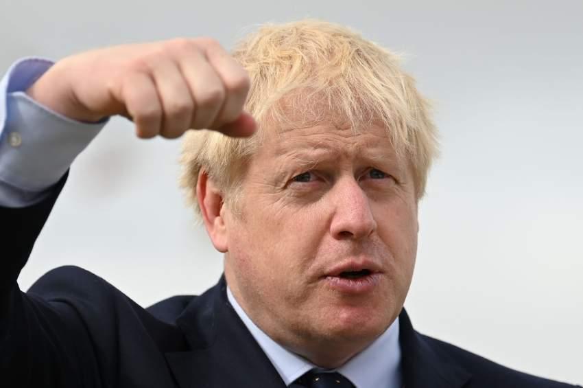 """جونسون يعلن عن """"تقدم هائل"""" في المفاوضات حول بريكست"""