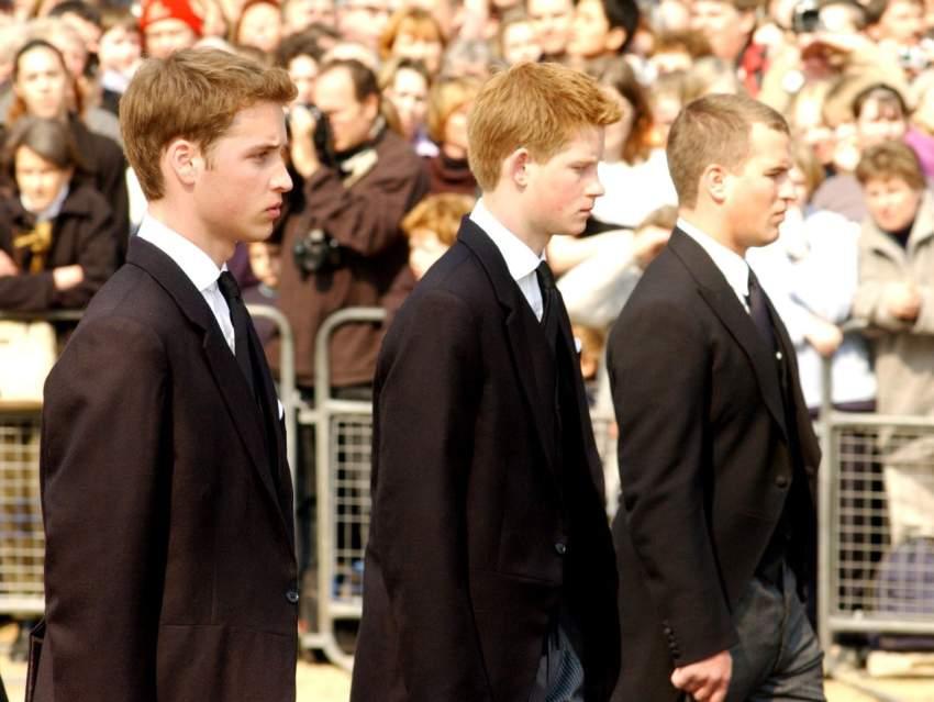الأمير هاري هو الابن الأصغر لأمير ويلز تشارلز وزوجته الأولى ديانا أميرة ويلز - جيني