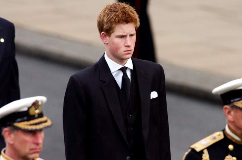 عندما ولد كان الثالث على خط خلافة جدته الملكة إليزابيث الثانية على عرش بريطانيا بعد والده وأخيه الكبير ويليام، لكن بعد ولادة أولاد ويليام جورج وشارلوت أصبح الخامس على خط الخلافة - جيتي