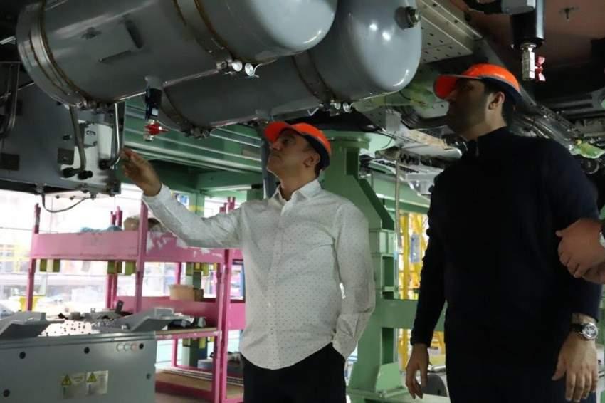 طرق دبي تطلع في بولندا على تصنيع معدات قطارات مسار 2020 - الرؤية