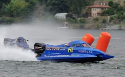 أداء متطور أظهرته زوارق فيكتوري تيم -فورمولا 2 في البطولة العالمية
