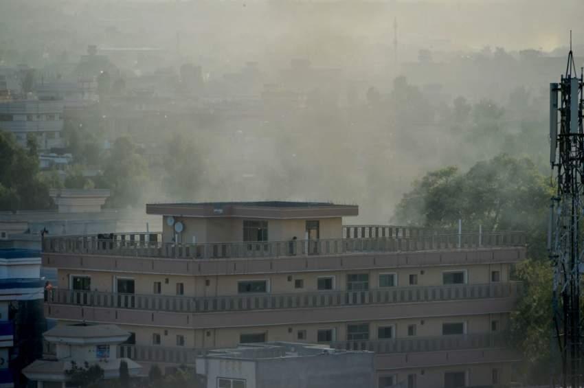 مقتل 7 وإصابة 85 في انفجار شاحنة مفخخة في أفغانستان