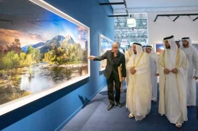 حاكم الشارقة يفتتح الدورة الرابعة من المهرجان الدولي للتصوير «إكسبوجر»