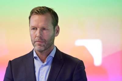 يوهان دينليند الرئيس التنفيذي الجديد لشركة دو. (رويترز)