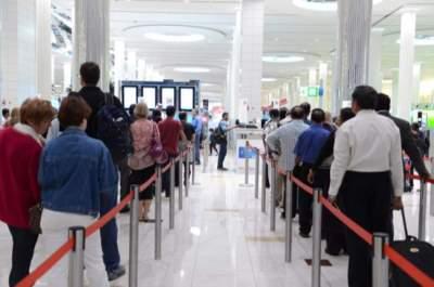 فتح المجال الجوي لمطار دبي بعد إغلاق استمر 15 دقيقة