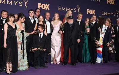 Game Of Thrones يفوز بجائزة