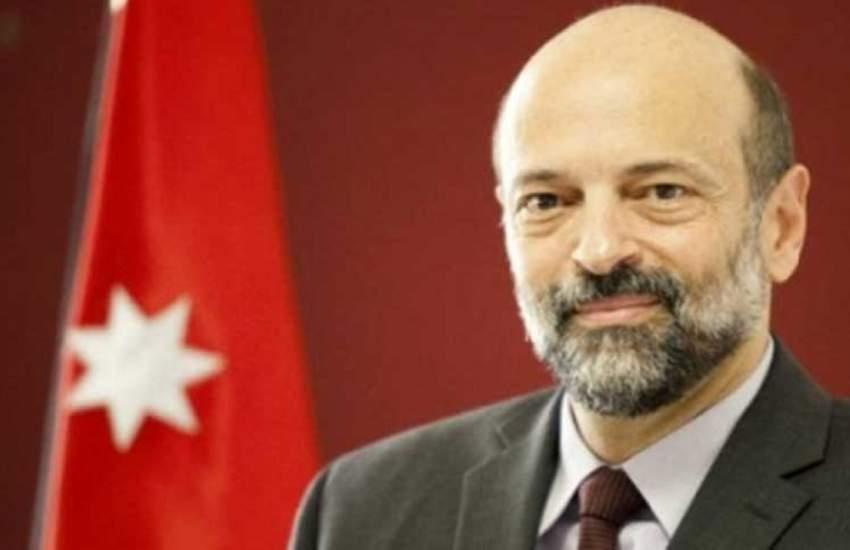 رئيس وزراء الأردن عمر الرزاز. (أرشيفية)