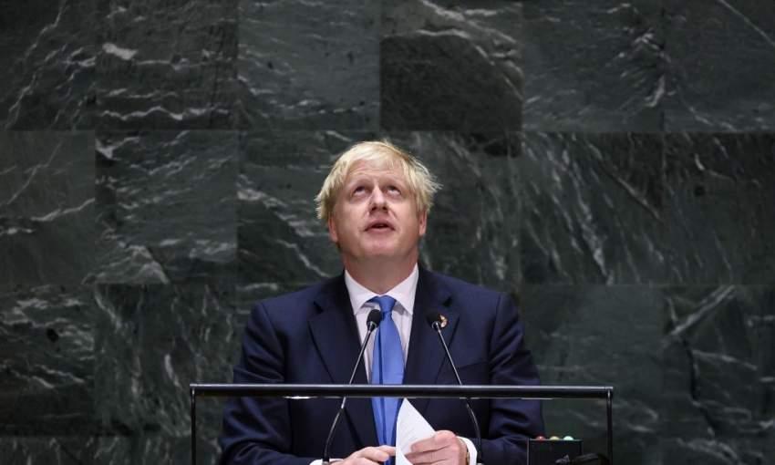جونسون يكشف اليوم عن مقترحه النهائي بشأن الخروج من الاتحاد الأوروبي