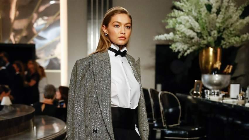 رالف لورين أعادت تقديم تصميم البدلة الرجالية ضمن فعاليات أسبوع الموضة في نيويورك
