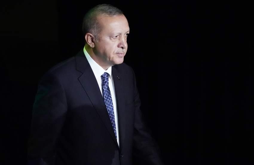 أردوغان (رويترز)