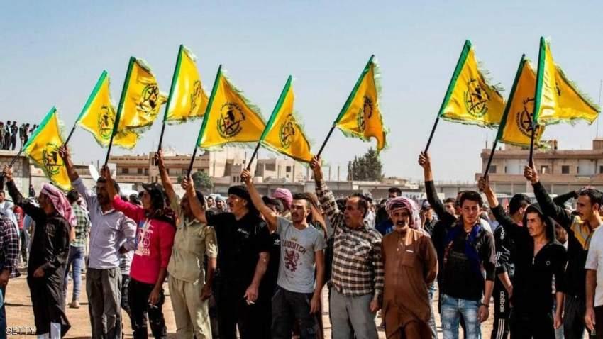 """أكراد سوريا يعلنون """"النفير العام"""" مع اقتراب الاجتياح التركي"""