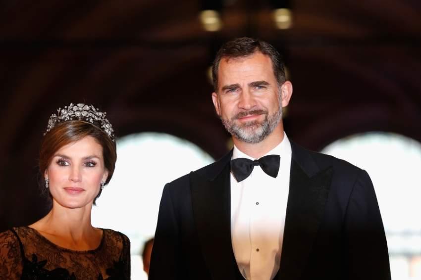 الملكة ليتيزيا زوجة ملك أسبانيا فيليبي السادس، من مواليد 1970