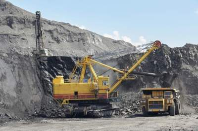 russia mining