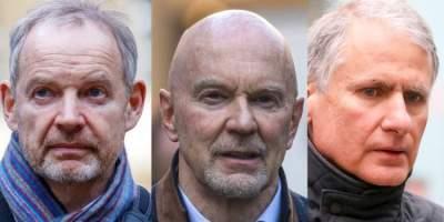 ثلاثة من كبار مسؤولي باركليز قيد المحاكمة. (أرشيفية)