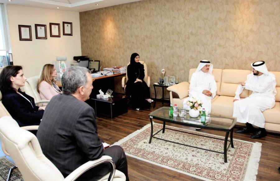 وزارة الصحة ووقاية المجتمع تبحث تعزيز العلاقات مع هيئة الغذاء والدواء السعودية