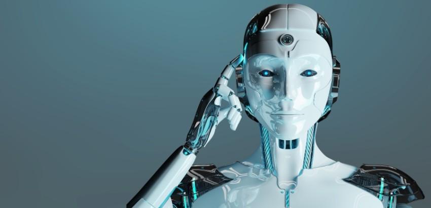 روبوتات بمشاعر ذكاء اصطناعي يدعم إرادة البقاء أخبار صحيفة الرؤية