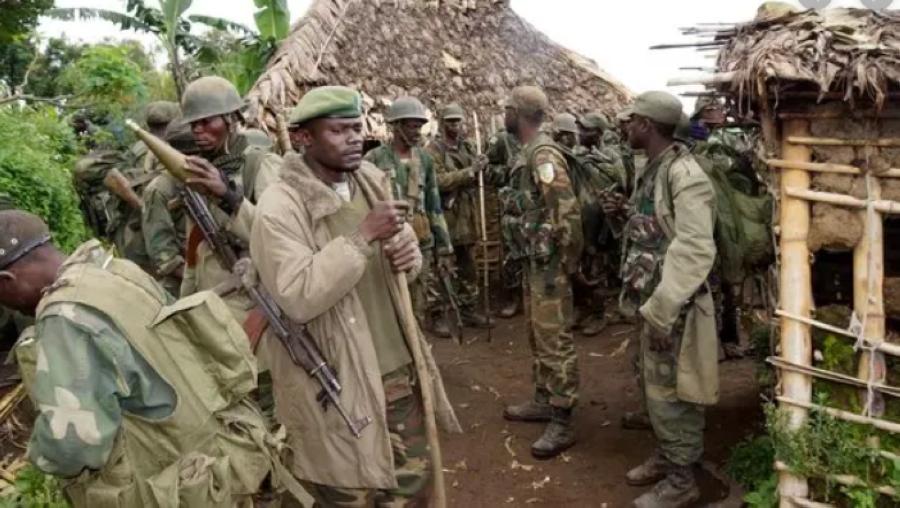 جنود تابعون لجيش الكونغوا (أرشيفية)