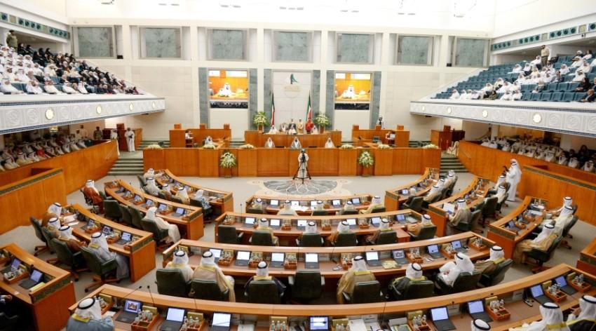 جلسة لمجلس الأمة الكويتي. (إي بي أيه)