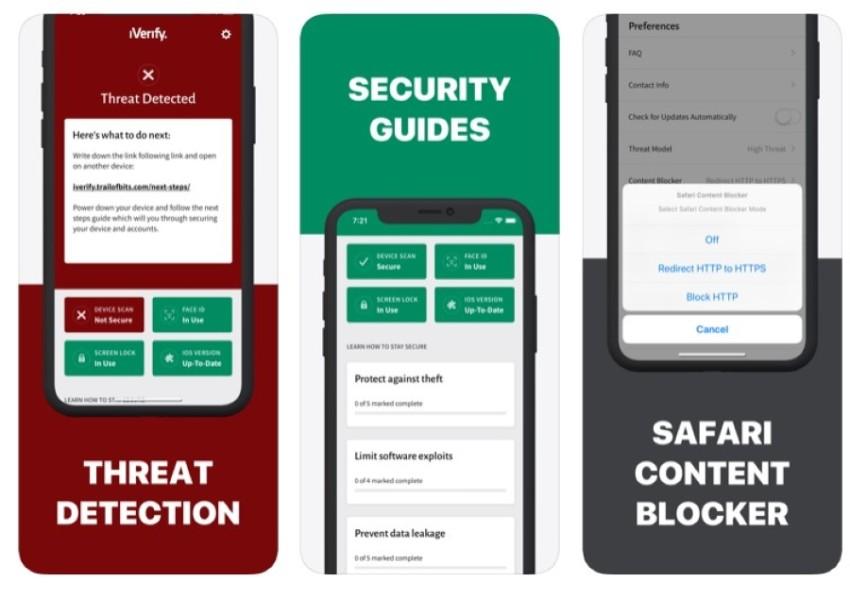 تطبيق جديد على آيفون يكشف إذا كان الهاتف مخترقا أم لا أخبار صحيفة الرؤية