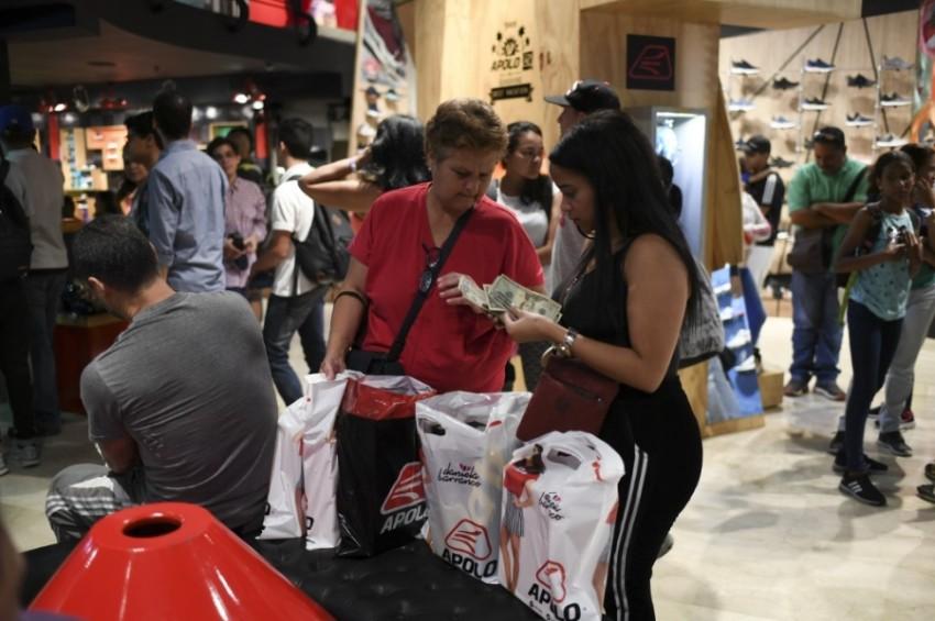 أسواق فنزويلا.