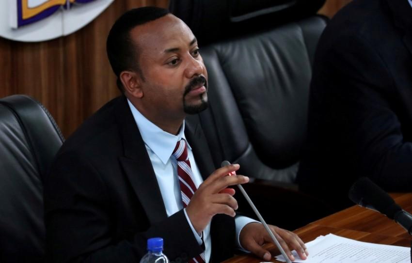 رئيس الوزراء الإثيوبي أبيي أحمد. (رويترز)