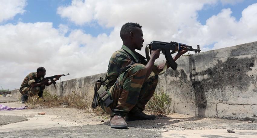 مسلحون من حركة الشباب الصومالية. (أرشيفية)