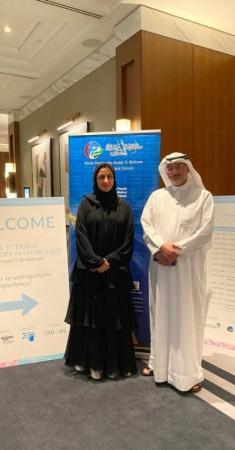 اختتام فعاليات ورشة عمل دبي الأولى للديرموسكوبي. (الرؤية)