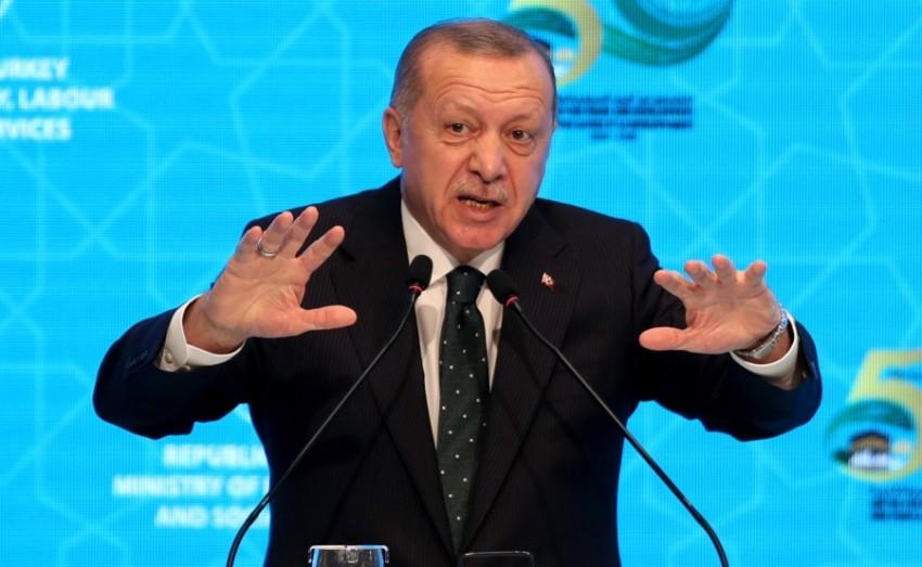 الرئيس التركي رجب طيب أردوغان. (إي بي أيه)
