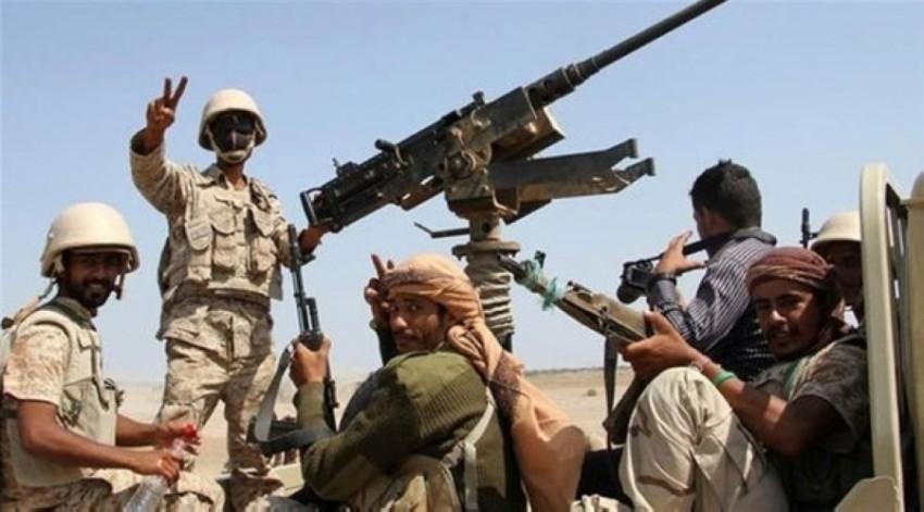 عناصر تابعة للجيش اليمني (أرشيفية)