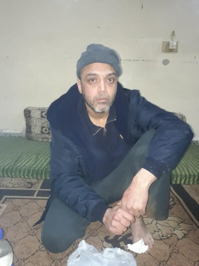 الصحافي الجنوب أفريقي شيراز محمد. (أرشيفية)