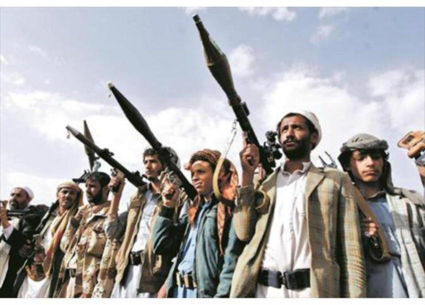 مسلحون تابعون لميليشيا الحوثي (أرشيفية)