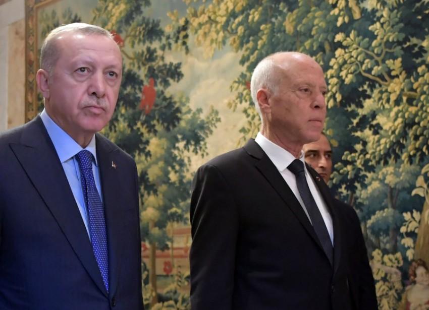 اردوغان استعدى التونسيين بعدما حاول توريطهم في الملف الليبي.