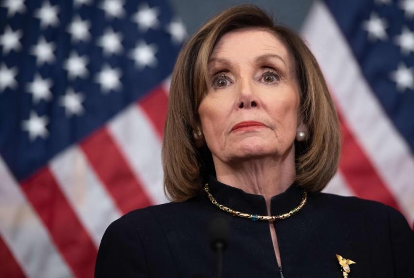 نانسي بيلوسي رئيسة مجلس النواب الأمريكي (أرشيفية)