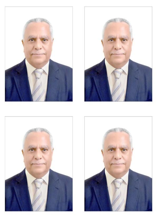 السفير أشرف حربي