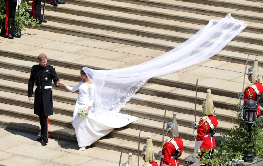 زفاف ميغان ماركل والأمير هاري
