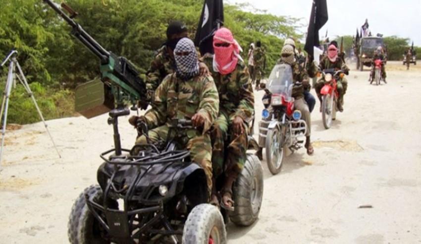 عناصر من تنظيم «داعش» الإرهابي (أرشيفية)