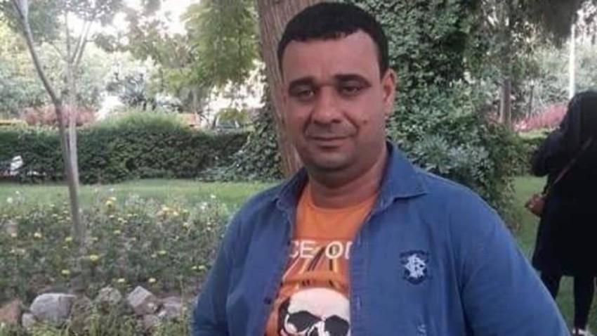 الناشط أحمد سعدون المرشدي. (أرشيفية)