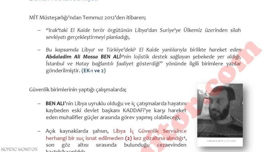 وثيقة تؤكد وجود روابط بين أردوغان والقاعدة في ليبيا