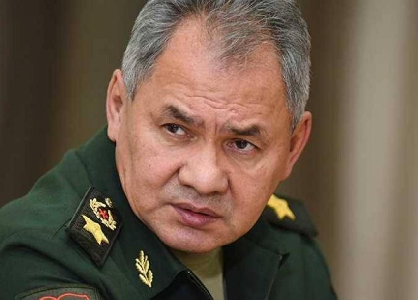 وزير الدفاع الروسي، سيرغي شويغو. (أرشيفية)